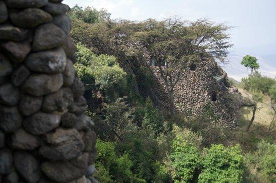 Ngorongoro Serena Safari Lodge: lodge