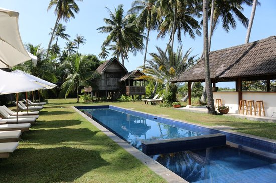 Bon Ton Resort : The pool - small, but does the job