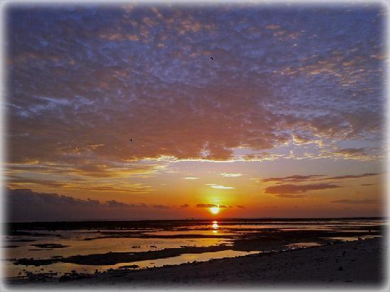 Trawangan Dive Resort : Sunset