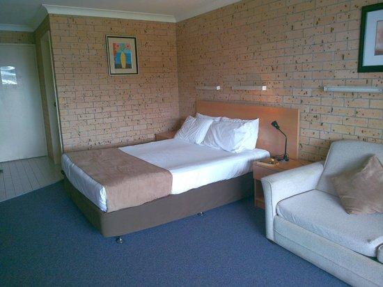 Midlands Motel : Balcony Room