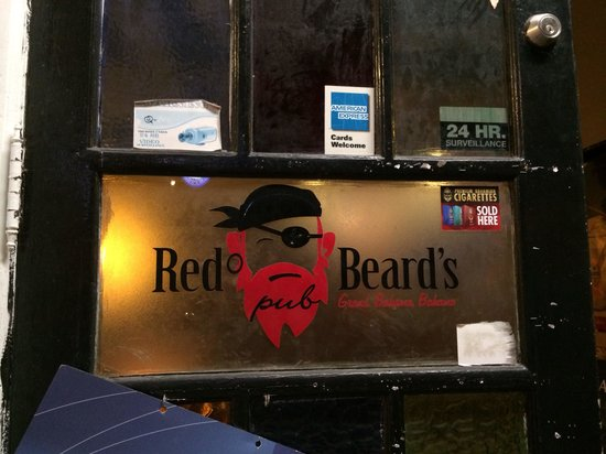 Red Beard's Pub: Are you ready to enter?