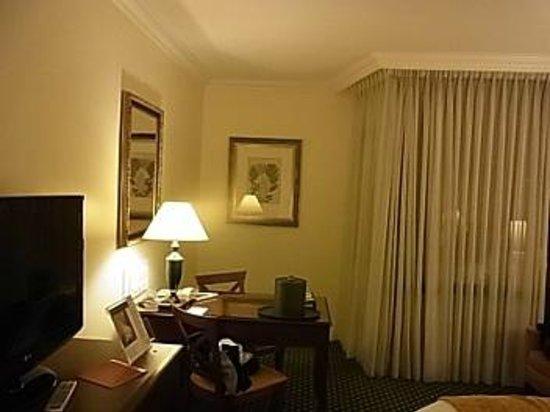 Lisbon Marriott Hotel : お部屋