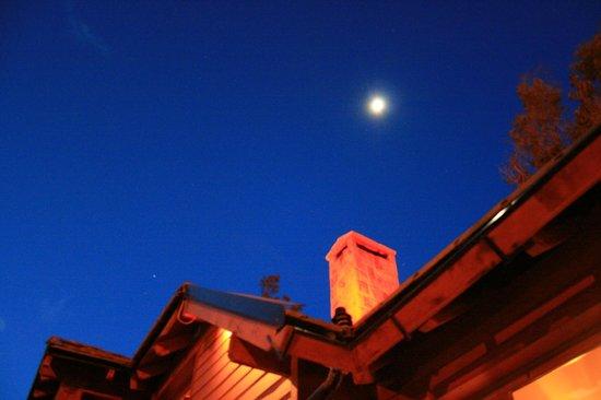 Charming Luxury Lodge & Private Spa : la hermosa noche