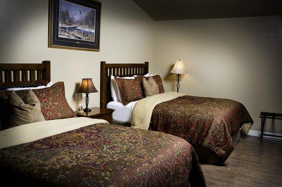 Primrose Inn and Suites: Casita Full Suite spacious 450 sq foot of comfort and luxury
