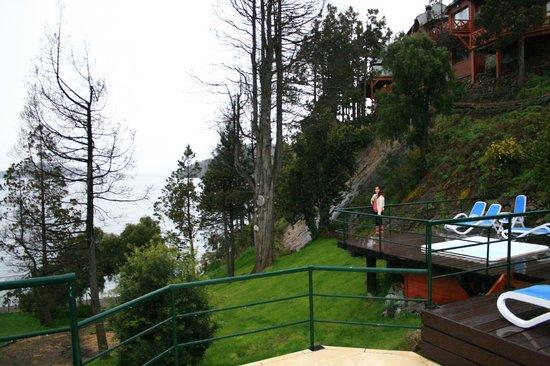Charming Luxury Lodge & Private Spa: Un vistazo del lugar