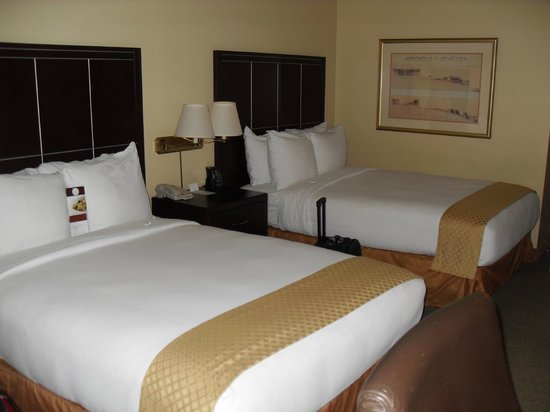 Doubletree by Hilton Hotel Los Angeles - Commerce: Hotel room