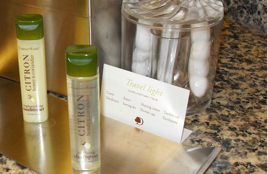 Doubletree by Hilton Hotel Los Angeles - Commerce: Complimentary toiletries