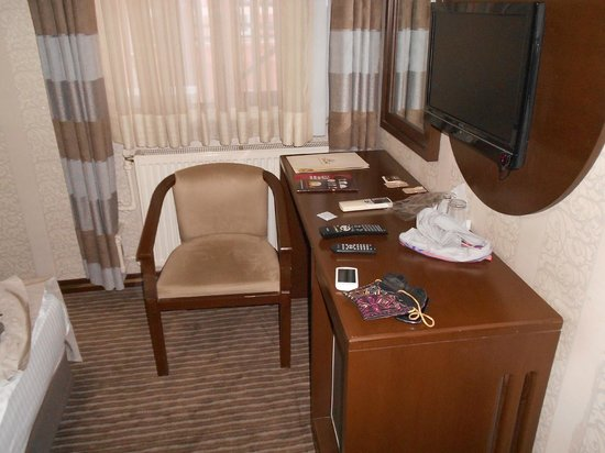 Ankara Gold Hotel: room