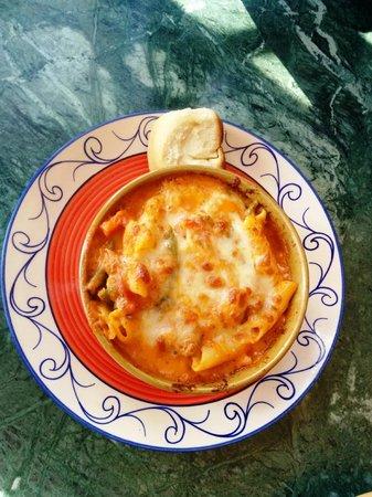 Jimmy's Italian Kitchen: Baked vegetables