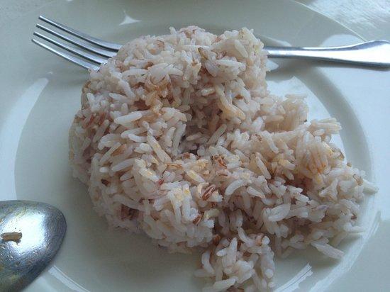 Panorama: Stream rice