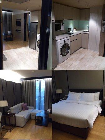 Arcadia Suites Bangkok by Compass Hospitality : 4