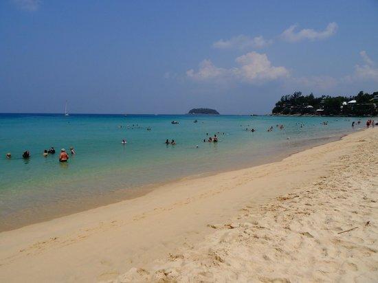Katathani Phuket Beach Resort: Kata Noi Beach - Katathani Hotel
