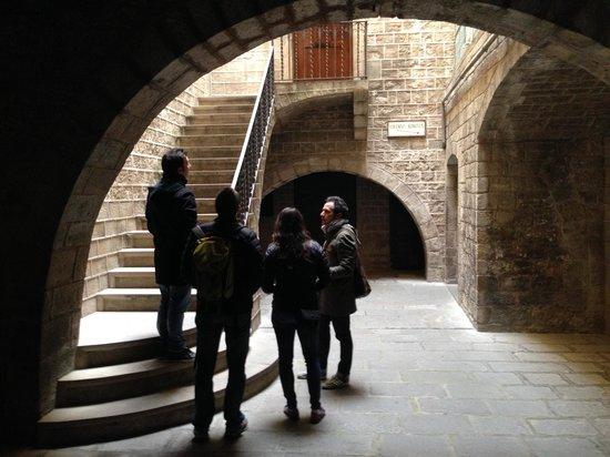 Barcelona Architecture Walks: BAW1 - Miralles