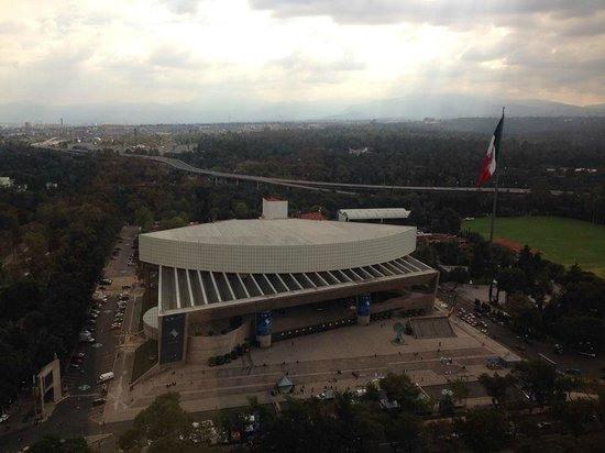 InterContinental Presidente Mexico City: View