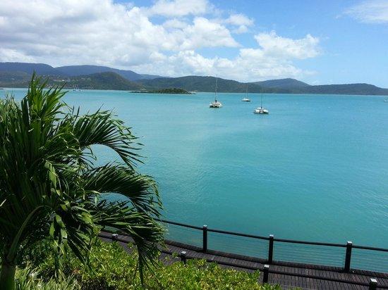 at Marina Shores: View from balcony