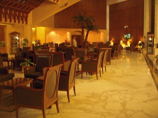 Makarem Ajyad Makkah Hotel : hotel lobby