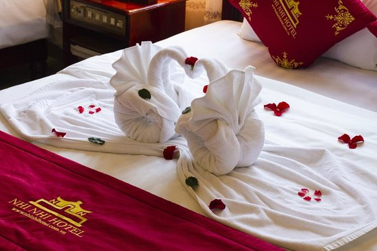 Nhi Nhi Hotel : Client care at its best
