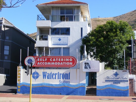 Waterfront Suites Green Point Cape Town