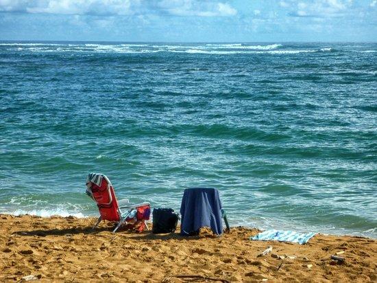 Pono Kai Resort: BEACH AT PONO KAI