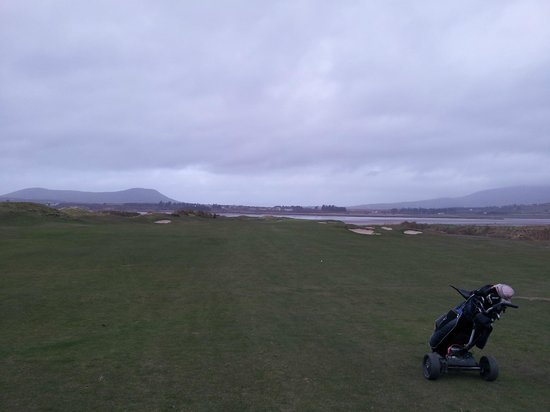 Waterville Golf Links: Early in the round