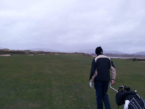 Waterville Golf Links: On 1st 9