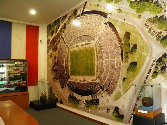 Fanaticos Futbol Tours: Centenario stadion & museum.