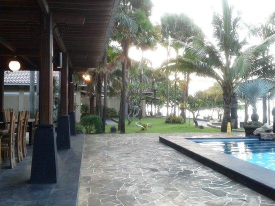 Garden Picture Of Palm Beach Resort Jepara Tripadvisor