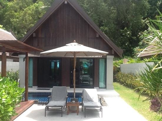 InterContinental Samui Baan Taling Ngam Resort: Beach Villa