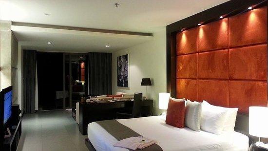 Cape Sienna Hotel & Villas: Our room