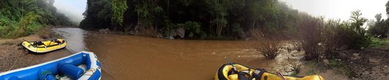 Thai Adventure Rafting - Day Tours: La pai river