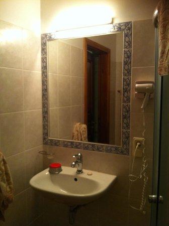 Bille, Łotwa: Ванная комната