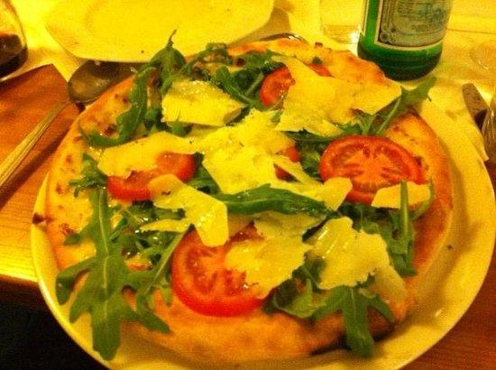 Pizzeria Osteria da Giovanni: Pizza Bianca
