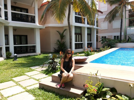 Resort Coqueiral: Pool side beauty