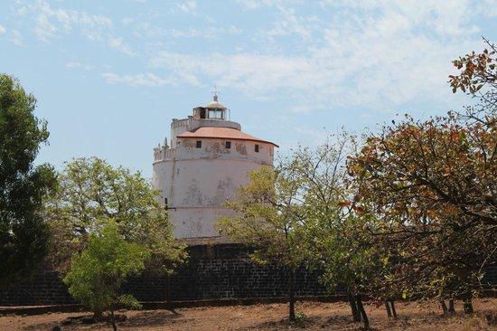 Fort Aguada: Lighthouse