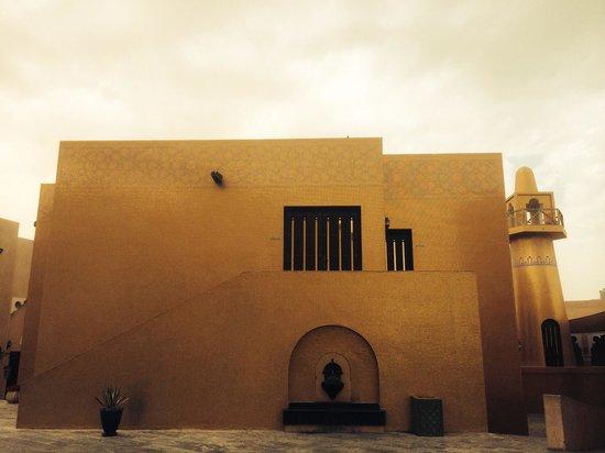 Katara Cultural Village: Gold Mosque