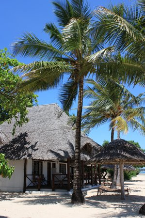 Chapwani Private Island: rooms