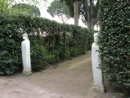 Villa Medici - Accademia di Francia a Roma: villa medici