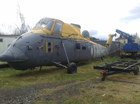 North East Land, Sea and Air Museum: Amazing place to visit