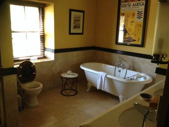Bushmans Kloof Wilderness Reserve & Wellness Retreat: Toilet