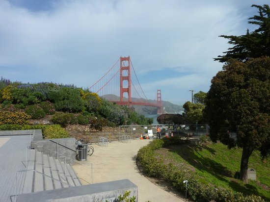 The Urban Safari : Golden Gate Bridge