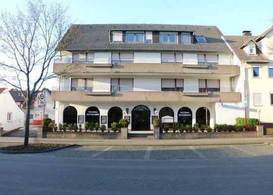 Hotel Starna Aussenansicht
