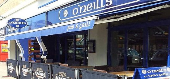 ‪O'Neill's Peterborough‬