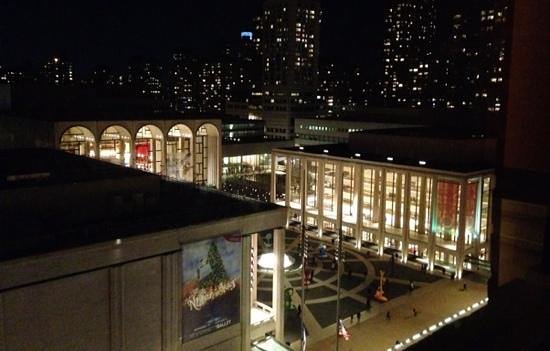 The Metropolitan Opera: The View from Above