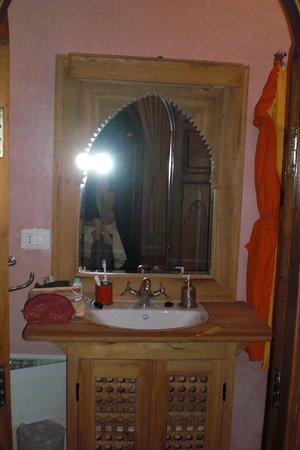 Riad Bab Tilila : Bagno
