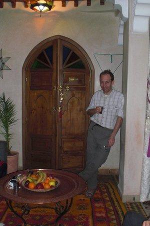 Riad Bab Tilila : Accoglienza