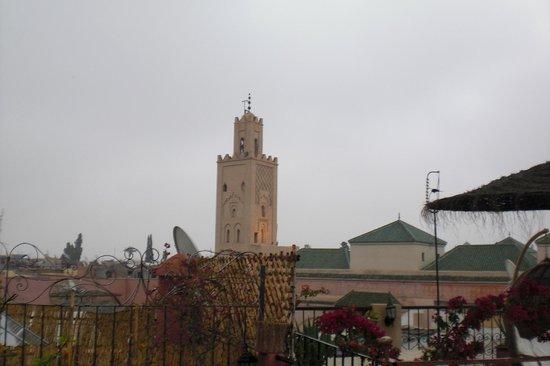 Riad Bab Tilila : Panorama