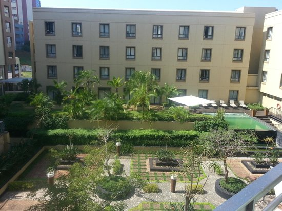 City Lodge Hotel Umhlanga Ridge: Bolcony view