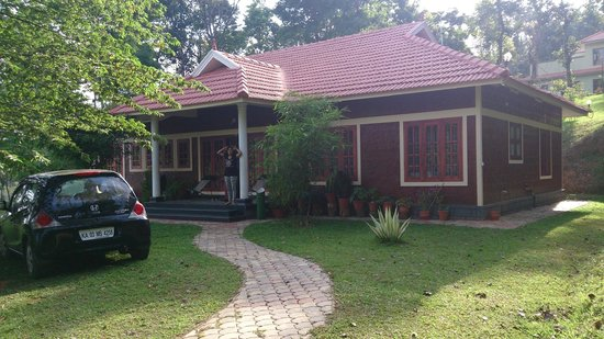 Blooms Green Farm: The Villa