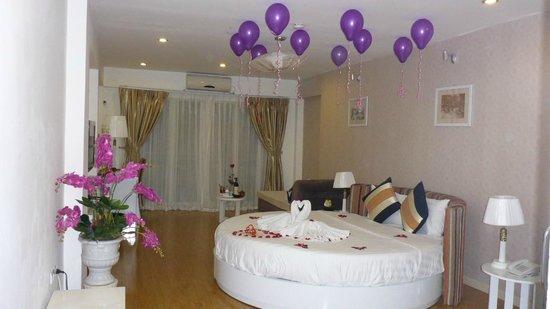 Splendid Star Suite Hotel : Наш номер