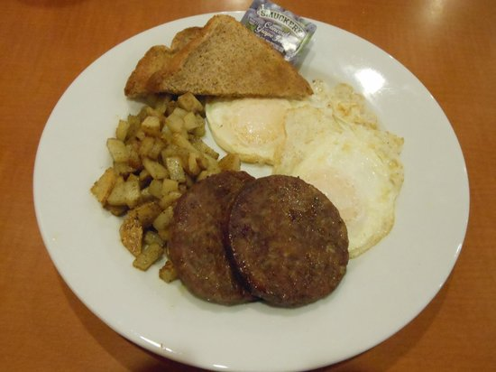 The Oak's Cafe: Breakfast